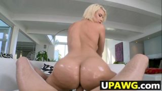 White Girl With A Big Ass In Hardcore Sex